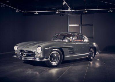 Mercedes-Benz 300 SL Flügeltürer Kauf Verkauf Aluminium Gullwing