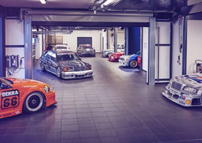 DTM Historie Boxengasse Mercedes AMG Opel Alfa Romeo BMW