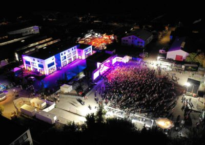 Event Location Open Air