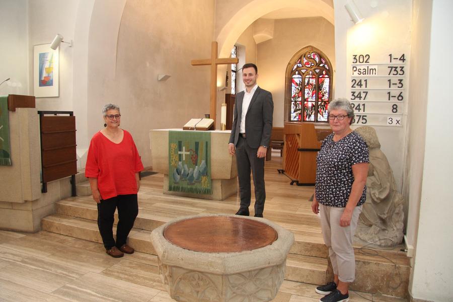 Spende Kirchengemeinde Soziales Engagement Großspende Charity